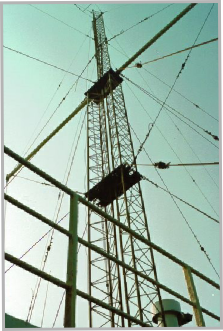 Aerial towers built in June 1988