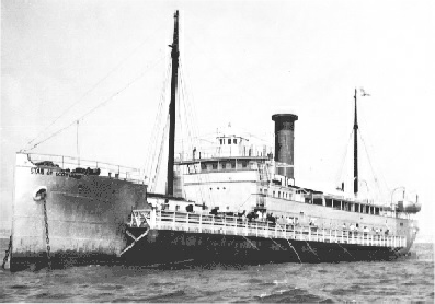 City of Panama - later Star of Scotland