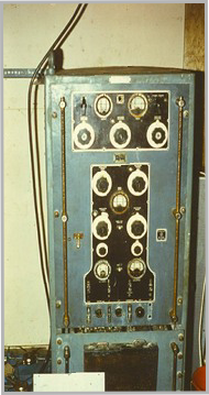 Transmitter on Aegir II