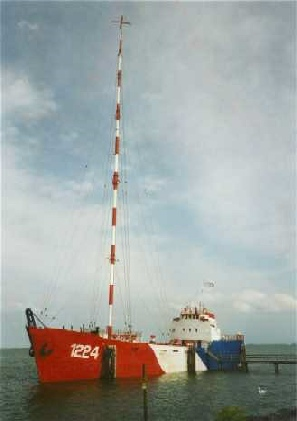 Communicator as Holland FM